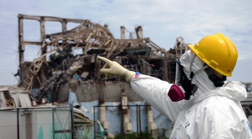"""""""Black Swan"""" events such as the Fukushima disaster contribute to changes and turbulance across various levels of society, driving the need for more resilient systems. Mike Weightman, IAEA Imagebank."""